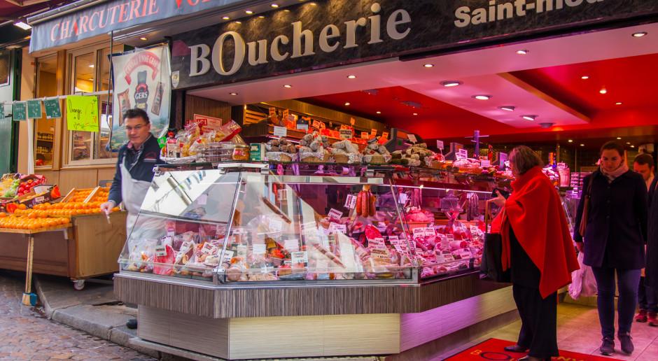 Francuscy rzeźnicy ofiarami ataków, obawiają się wegan