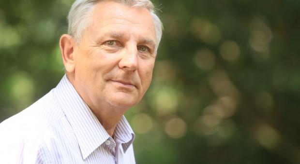 Prof. Zygmunt Pejsak żegna się z PIW-etem