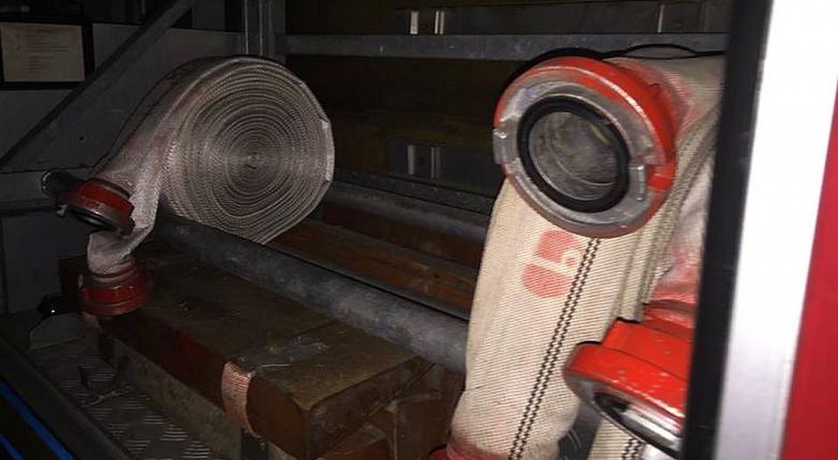 Strażacy bez sprzętu, bo okradli ich złodzieje