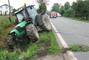 Usuwanie skutków wypadku trwało kilka godzin