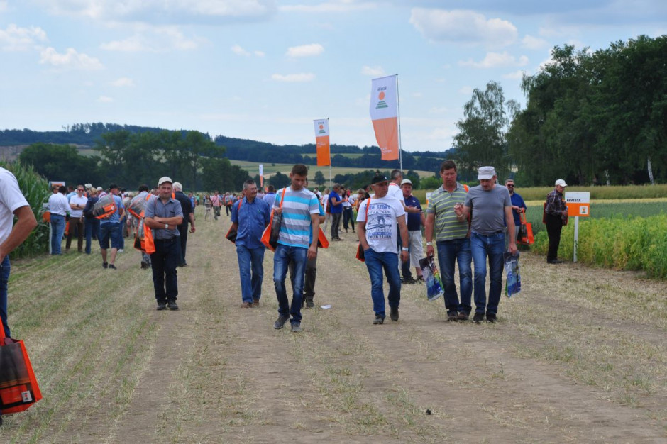 Uczestnicy Demo Farmy, fot. W. Konieczny
