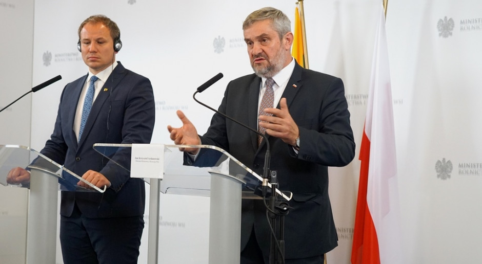 Ardanowski: Nie wolno dążyć do zmniejszenia budżetu Wspólnej Polityki Rolnej