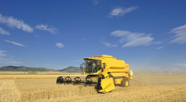Ukraina: Zebrano już 3,5 mln ton zbóż