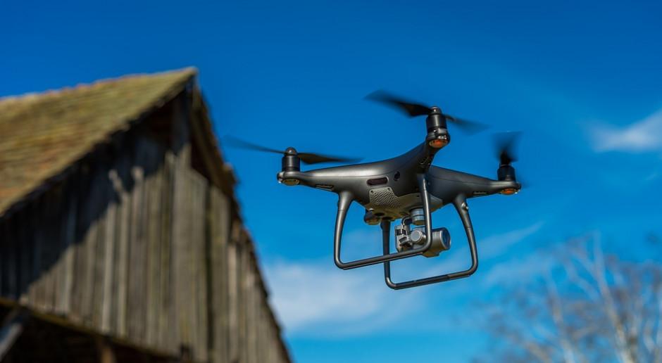 Drony szpiegują na polach, a pomoc po suszy będzie do utraconej tony plonu, a nie do hektara?