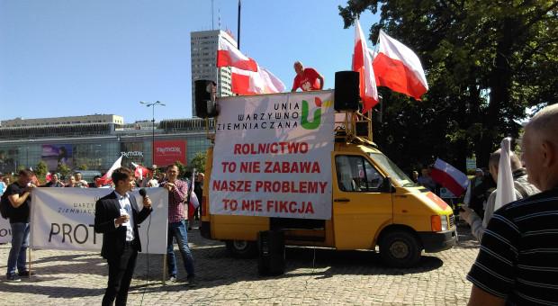 """W piątek, 13 lipca o godz. 13 ruszy """"Manifestacja rolników. Wsparcie konsumentów"""""""