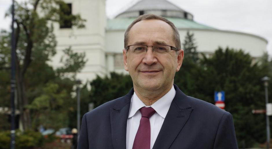 Wiceminister rolnictwa Jacek Bogucki odchodzi z resortu rolnictwa