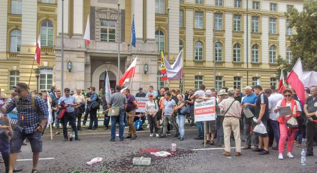 Rolnicy chcą odzyskać polski rynek