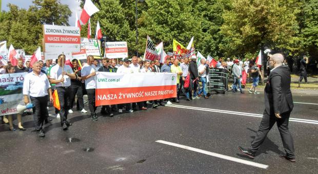 Ardanowski: Protesty są gestem desperacji oszukiwanych i okradanych od lat rolników