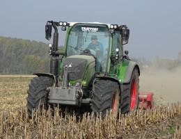 Fendt 313 Vario, fot. tractoroftheyear.org