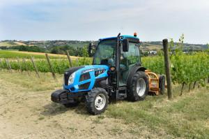 Landini Rex 4-120 GT, fot. tractoroftheyear.org