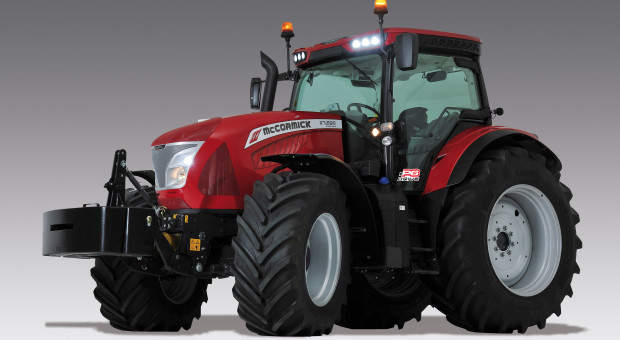 Finaliści Tractor of the Year 2019