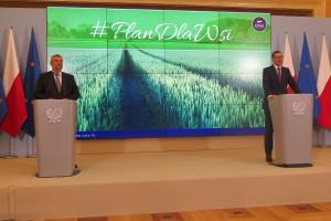 Rządowy plan dla wsi oparty na trzech filarach: ochronie, wsparciu i rozwoju