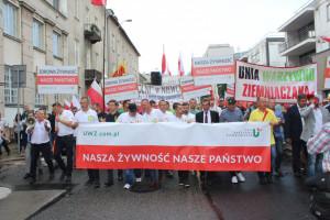 Minister zaprosił przedstawicieli protestujących organizacji na rozmowy do Warszawy