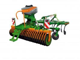 Amazone GreenDrill występuje ze zbiornikami o dwóch wariantach pojemności: 200 i 500 l