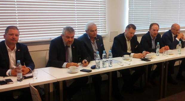 Minister Ardanowski odwiedził zakłady Ursus