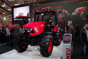 Zetor Major by Pinifarina, fot. GSz