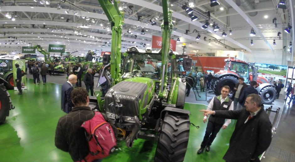 Rynek ciągników: W Niemczech dominuje Fendt i John Deere