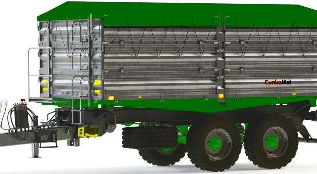Nowe 14-tonówki z Cynkometu