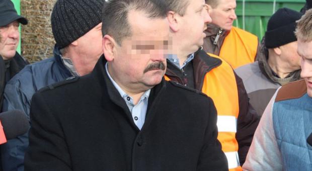 Zarzuty dla przewodniczącego OPZZ Rolników i Organizacji Rolniczych