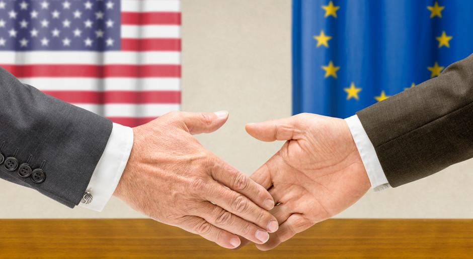 KE liczy na szybkie rozpoczęcie negocjacji z USA ws. handlu