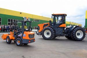 Holding Amkodor produkuje całą gamę ładowarek, które swoje zastosowanie mogą mieć również w rolnictwie, fot. materiały prasowe