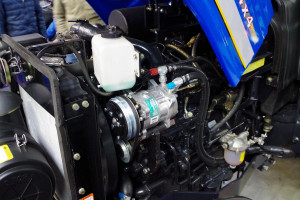 Wzrost cen czynników (nowego i starego) dotknął nie tylko kierowców, ale także posiadaczy innych maszyn z układem klimatyzacji fot. GS