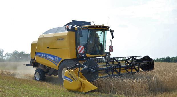 New Holland TC 5.90 – światowa premiera na polskim polu