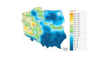 Monitoring suszy rolniczej; Fot. IUNG PIB w Puławach