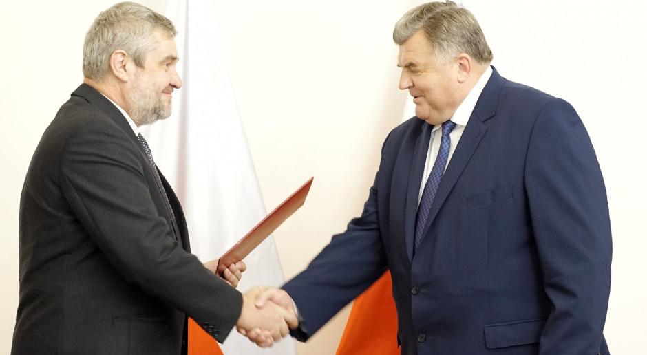 Senator PiS Tadeusz Romańczuk nowym wiceministrem rolnictwa