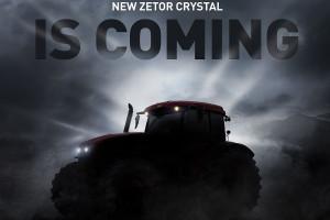 Nowy Zetor Crystal - premiera już za tydzień