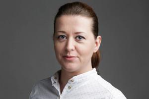 Anna Meres, koordynatorka kampanii Greenpeace na rzecz transformacji energetycznej. Foto: Krzysztof Pacholak