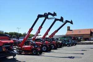 Kilka maszyn zobaczymy podczas Agro Show na stoisku firmy Korbanek