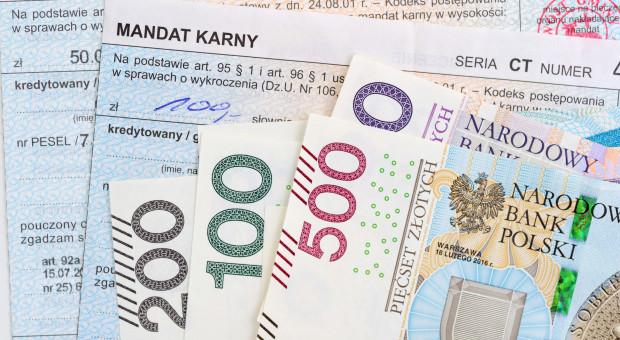 Mandaty za rolniczą pikietę w Sandomierzu