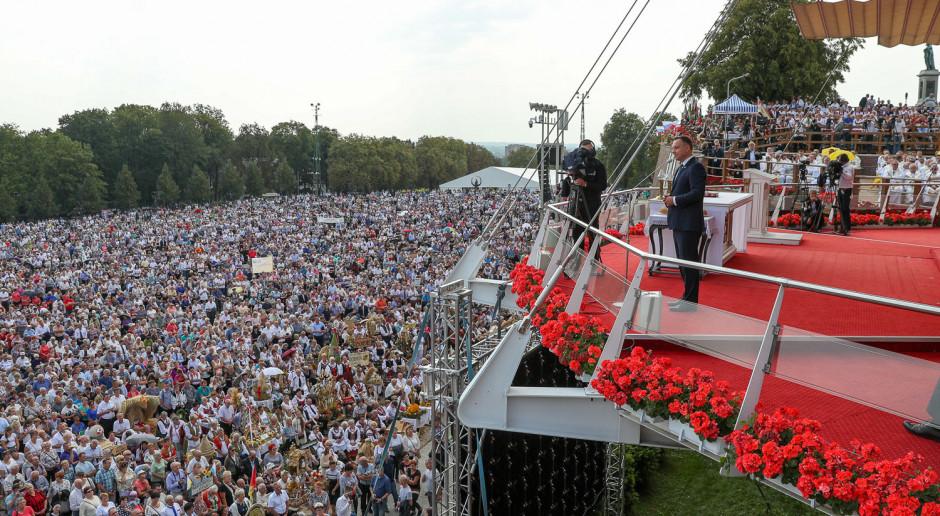 Prezydent do rolników: Naszą troską jest, żeby polski rolnik mógł pracować spokojnie