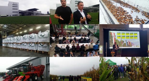 Międzynarodowy Dzień Kukurydzy firmy Saatbau