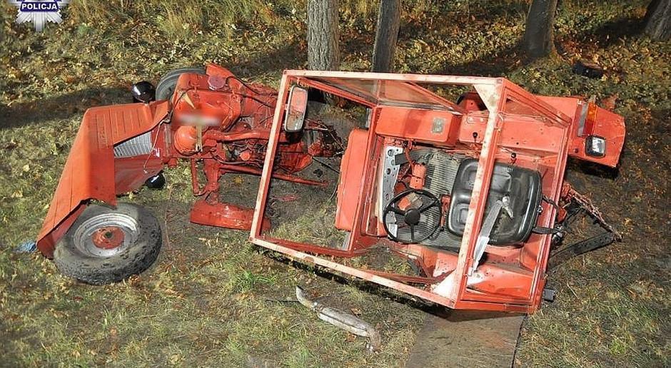 Volkswagenem w traktor