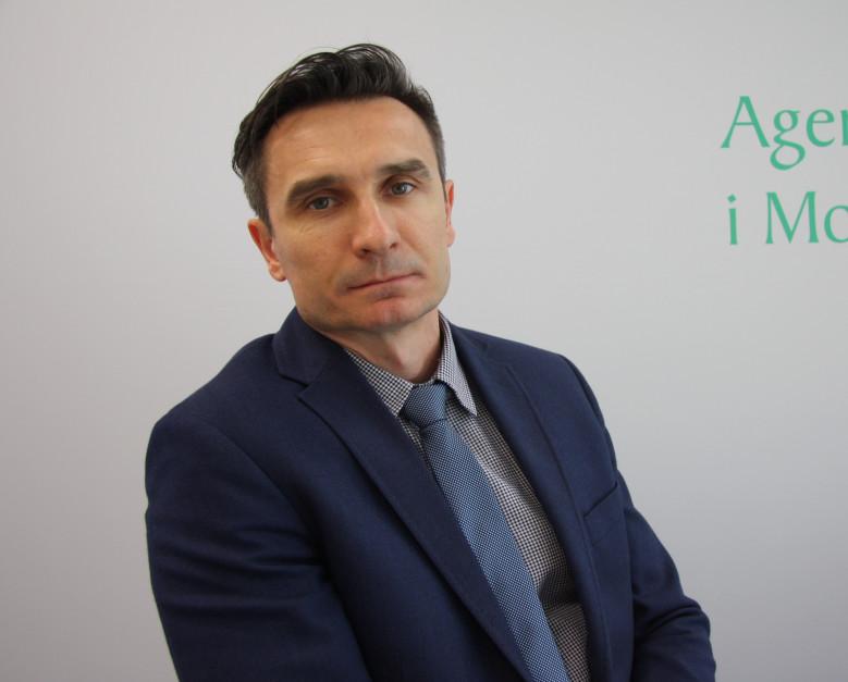 Tomasz Kułak, p. o. dyrektora Departament Działań Premiowych Agencji Restrukturyzacji i Modernizacji Rolnictwa