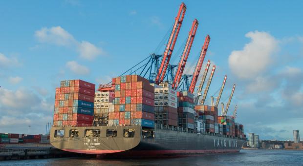 Większy eksport zbóż drogą morską