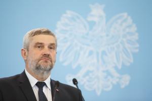 Spotkanie przedstawicieli OZZPIW z Janem Krzysztofem Ardanowskim