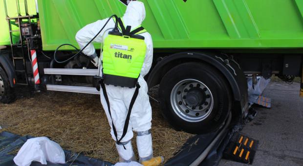 Bałagan w bioasekuracji?