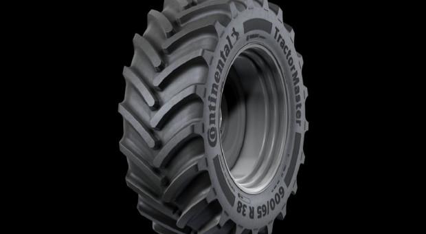 TractorMaster – nowość Continentala w portfolio opon rolniczych