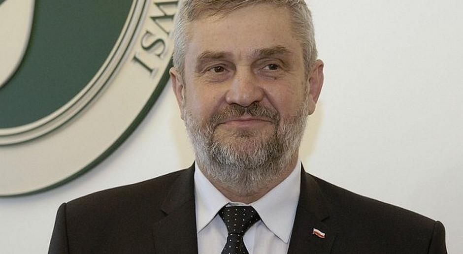 Minister apeluje do firm ws. kar za niewywiązanie się z umów kontraktacyjnych