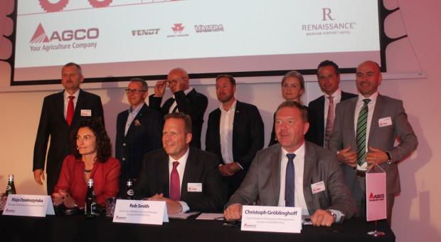 AGCO realizuje nową strategię dystrybucji w Polsce