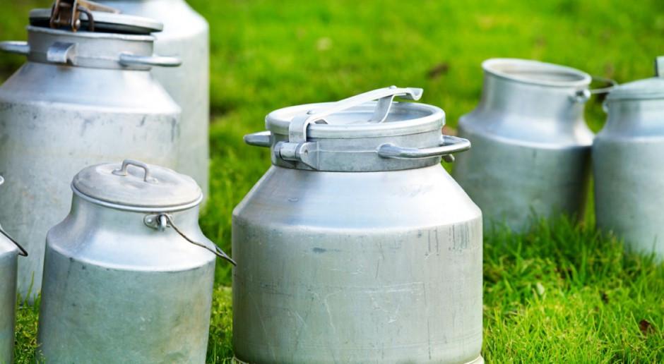 UE: Produkcja mleka znacznie wzrosła