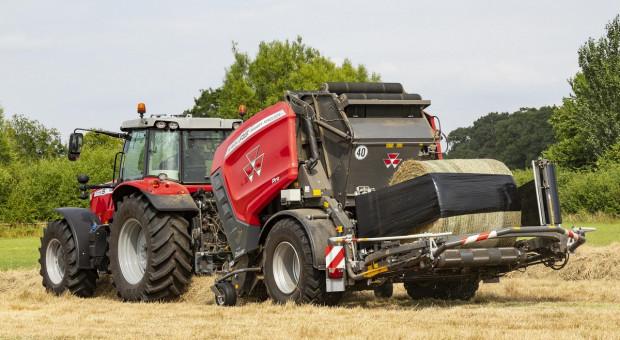 Massey Ferguson rozszerza gamę maszyn zielonkowych
