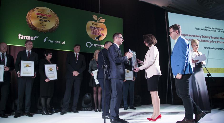 """Jeszcze tylko dziś można zgłosić produkt do konkursu """"Innowacyjny Produkt Rolniczy 2018"""""""