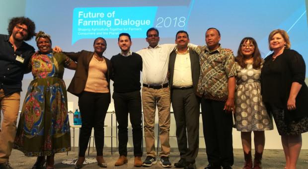 Miedzynarodowy dialog nad przyszłością rolnictwa
