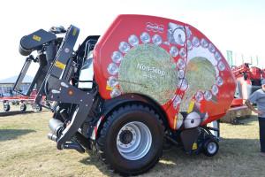 Kverneland: Wyjątkowa premiera na Agro Show