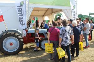 Stoisko Farmera na Agro Show