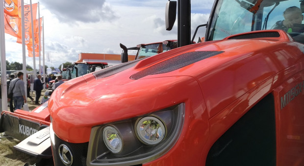 Kubota odświeża ofertę ciągników